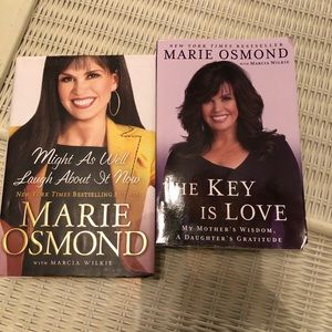 Marie Osmond books